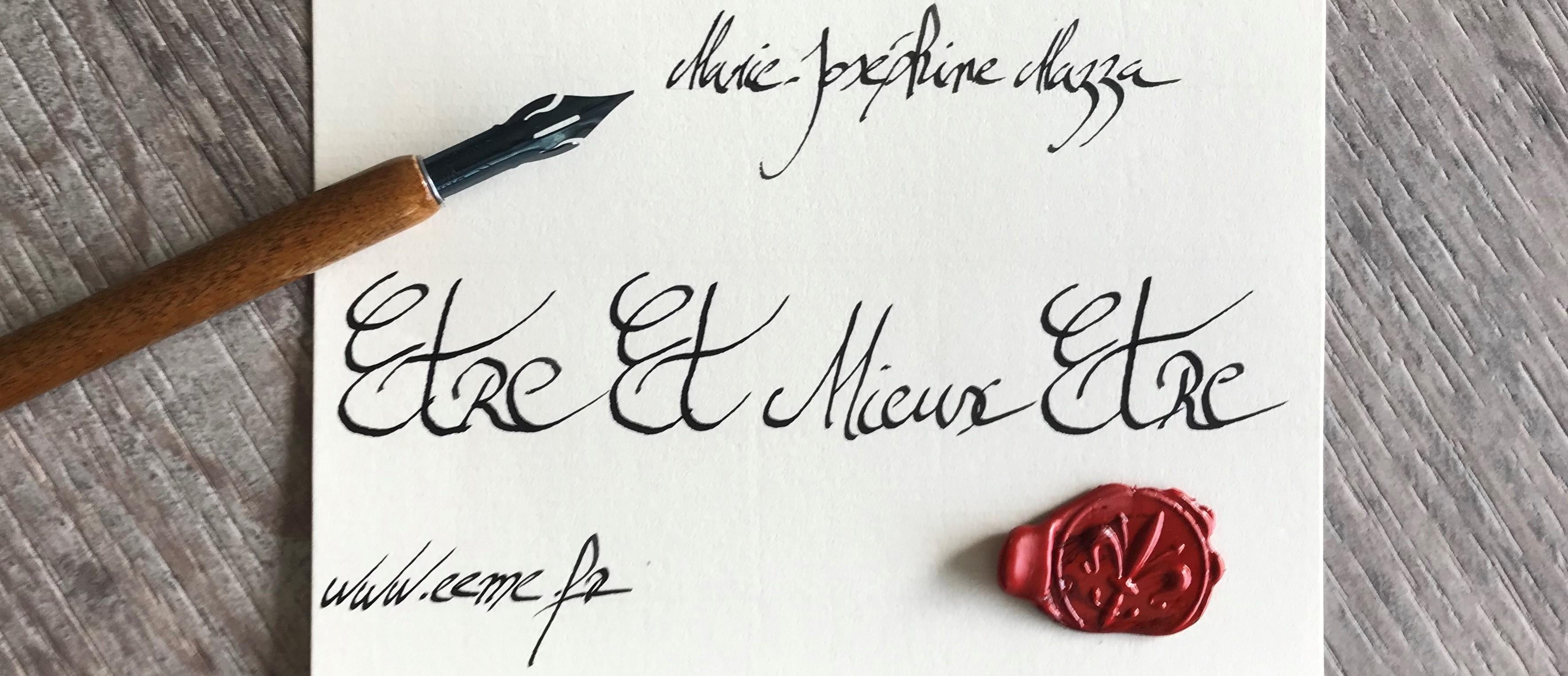 EEME - Ecrire pour aller mieux